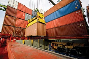 shipping transportation services